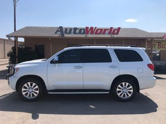 2014 Toyota Sequoia Platinum 4X4 in Marble Falls, TX 78611