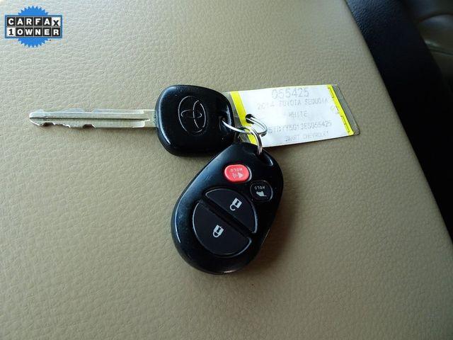 2014 Toyota Sequoia Platinum Madison, NC 62