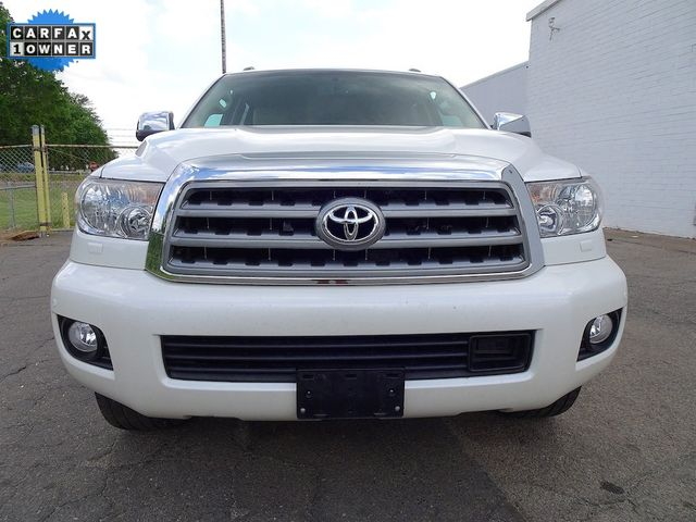 2014 Toyota Sequoia Platinum Madison, NC 7