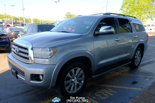 2014 Toyota Sequoia Limited in Memphis, Tennessee 38115