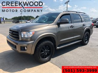 2014 Toyota Sequoia Platinum 4x4 Leveled 20s Nav Roof Tv Dvd 1 Owner in Searcy, AR 72143