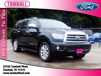 2014 Toyota Sequoia Limited in Tomball, TX 77375