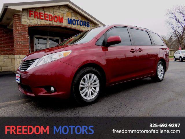 2014 Toyota Sienna XLE | Abilene, Texas | Freedom Motors  in Abilene,Tx Texas