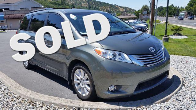 2014 Toyota Sienna Ltd AWD | Ashland, OR | Ashland Motor Company in Ashland OR