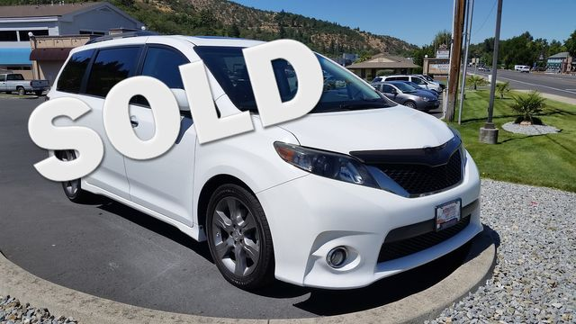 2014 Toyota Sienna SE | Ashland, OR | Ashland Motor Company in Ashland OR
