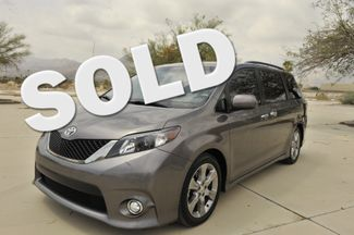 2014 Toyota Sienna in Cathedral City, California