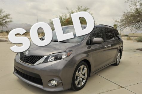 2014 Toyota Sienna SE in Cathedral City