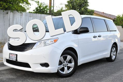 2014 Toyota Sienna L in Cathedral City