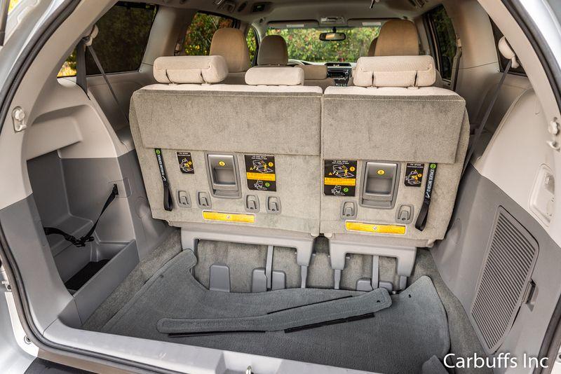 2014 Toyota Sienna LE   Concord, CA   Carbuffs in Concord, CA