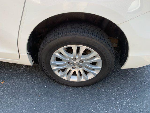 2014 Toyota Sienna XLE Handicap Wheelchair rear entry Dallas, Georgia 10