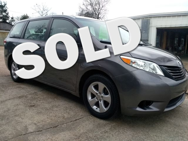 2014 Toyota Sienna L Houston, Mississippi 0