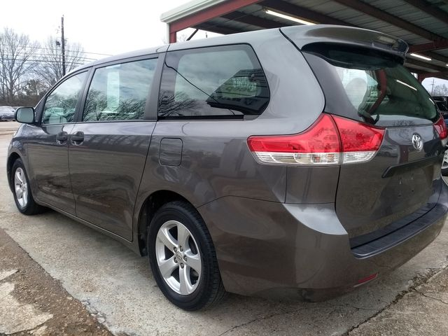 2014 Toyota Sienna L Houston, Mississippi 5