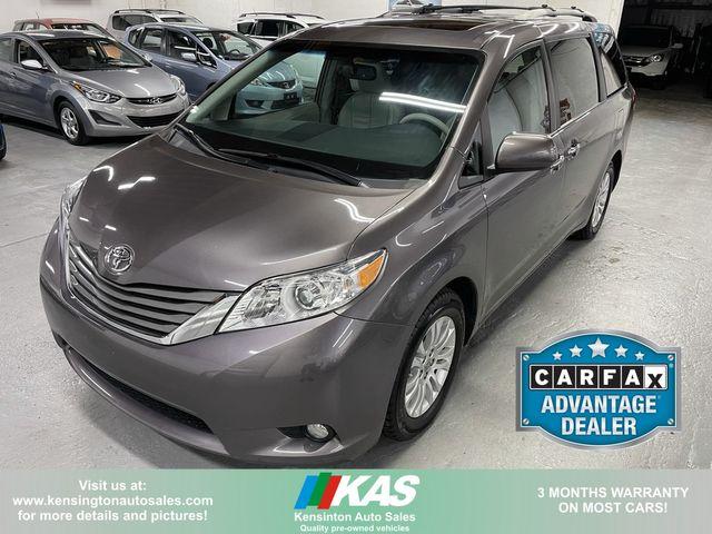 2014 Toyota Sienna XLE in Kensington, Maryland 20895