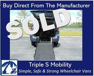 2014 Toyota Sienna Le Wheelchair Van Handicap Ramp Van Pinellas Park, Florida
