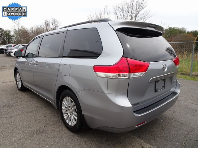 2014 Toyota Sienna XLE Madison, NC 3