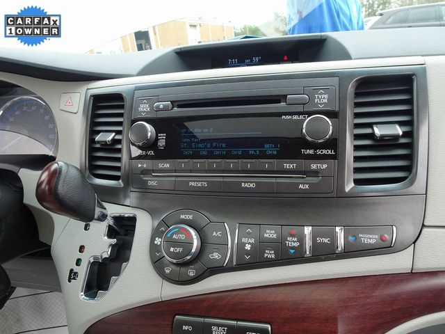 2014 Toyota Sienna XLE Madison, NC 44