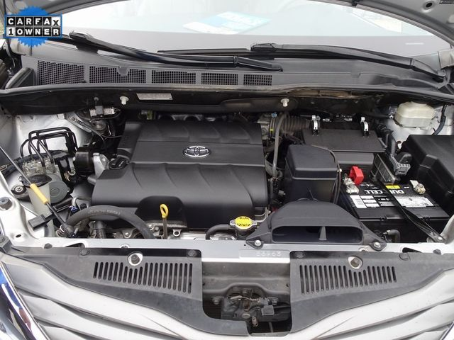 2014 Toyota Sienna XLE Madison, NC 46