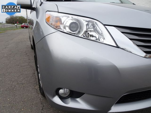 2014 Toyota Sienna XLE Madison, NC 8