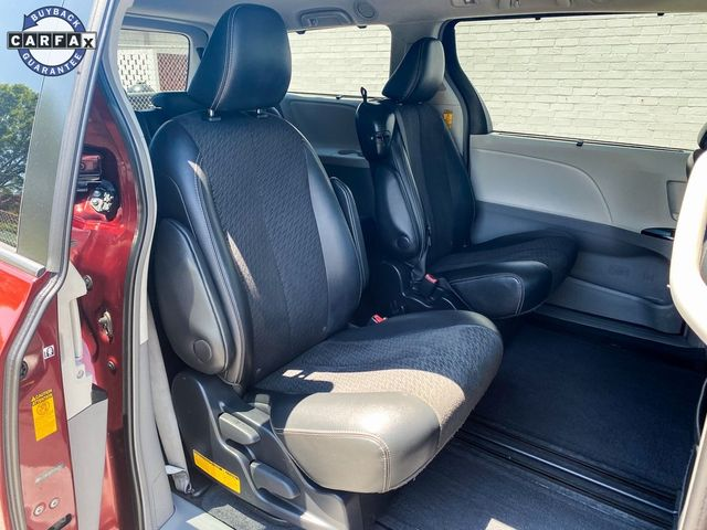 2014 Toyota Sienna SE Madison, NC 9