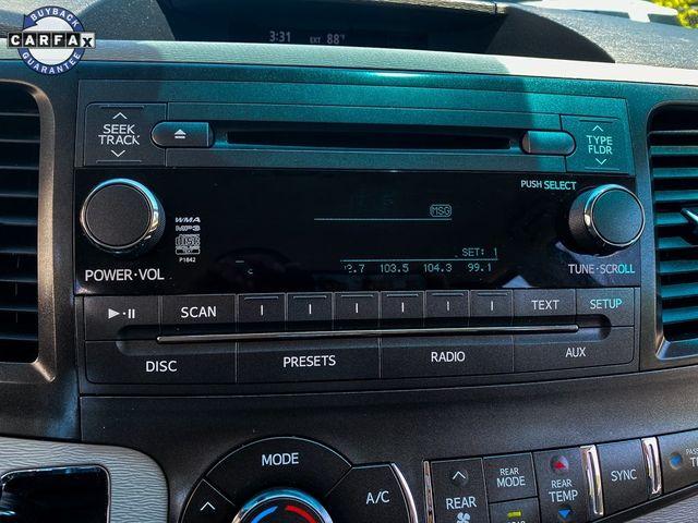 2014 Toyota Sienna SE Madison, NC 31