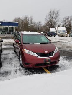 2014 Toyota Sienna LE | Rishe's Import Center in Ogdensburg  NY