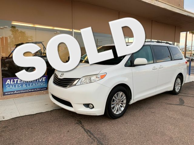 2014 Toyota Sienna XLE 3 MONTH/3,000 MILE NATIONAL POWERTRAIN WARRANTY Mesa, Arizona