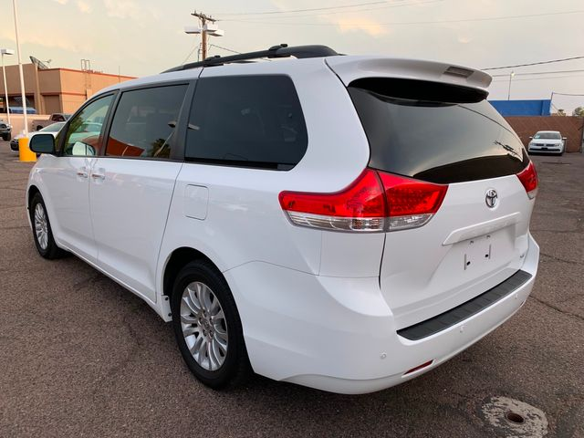 2014 Toyota Sienna XLE 3 MONTH/3,000 MILE NATIONAL POWERTRAIN WARRANTY Mesa, Arizona 2