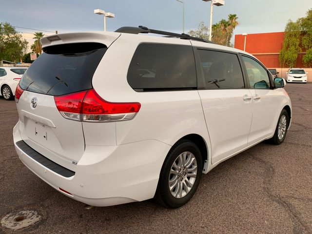 2014 Toyota Sienna XLE 3 MONTH/3,000 MILE NATIONAL POWERTRAIN WARRANTY Mesa, Arizona 4