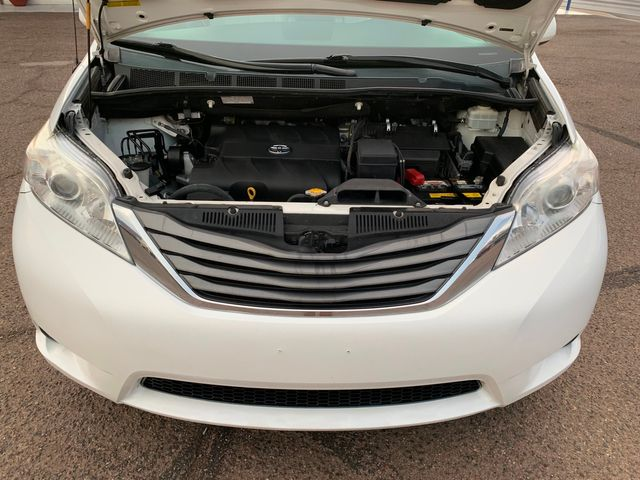 2014 Toyota Sienna XLE 3 MONTH/3,000 MILE NATIONAL POWERTRAIN WARRANTY Mesa, Arizona 8