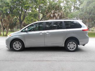 2014 Toyota Sienna Xle Wheelchair Van Handicap Ramp Van Pinellas Park, Florida 1