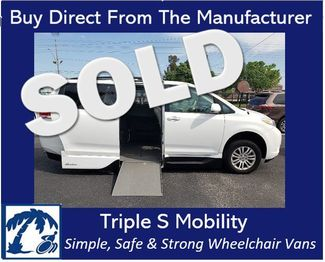 2014 Toyota Sienna Xle Wheelchair Van Handicap Ramp Van in Pinellas Park, Florida 33781