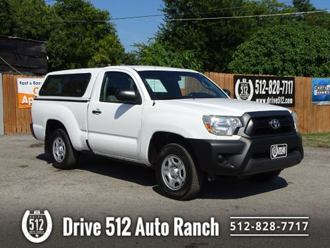 2014 Toyota Tacoma Nice Utility Camper! in Austin, TX