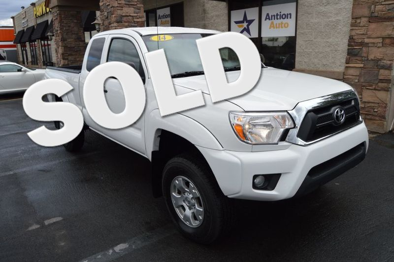 2014 Toyota Tacoma SR5 | Bountiful, UT | Antion Auto in Bountiful UT