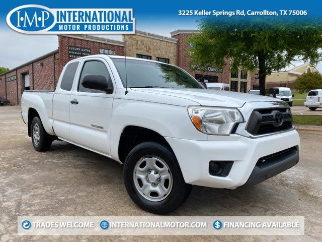 2014 Toyota Tacoma SR5 ONE OWNER
