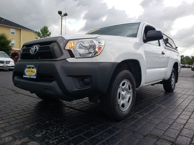 2014 Toyota Tacoma  | Champaign, Illinois | The Auto Mall of Champaign in Champaign Illinois