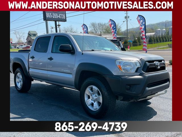 2014 Toyota Tacoma DOUBLE CAB in Clinton, TN 37716