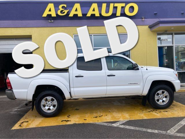 2014 Toyota Tacoma DOUBLE CAB in Englewood, CO 80110