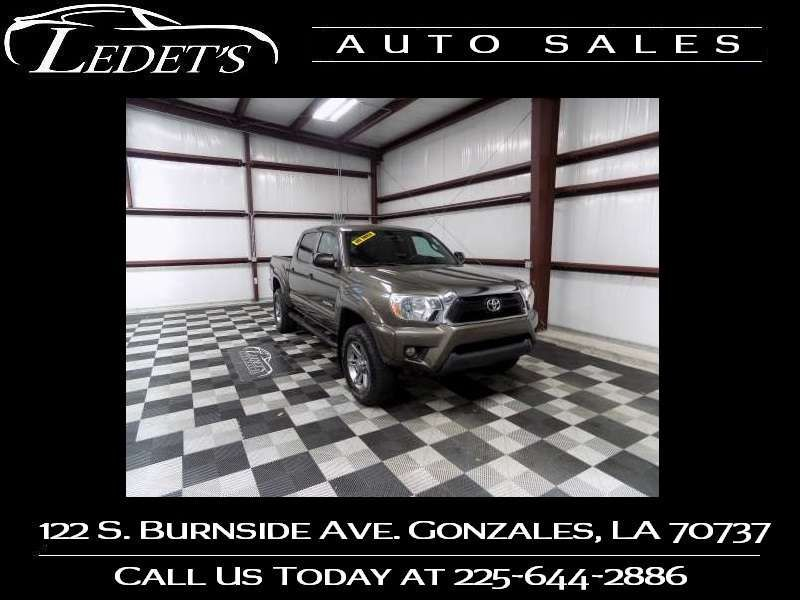 2014 Toyota Tacoma PreRunner - Ledet's Auto Sales Gonzales_state_zip in Gonzales Louisiana