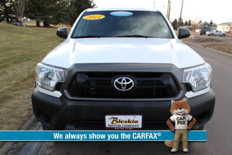 2014 Toyota Tacoma 2WD Access Cab PreRunner  city MT  Bleskin Motor Company   in Great Falls, MT