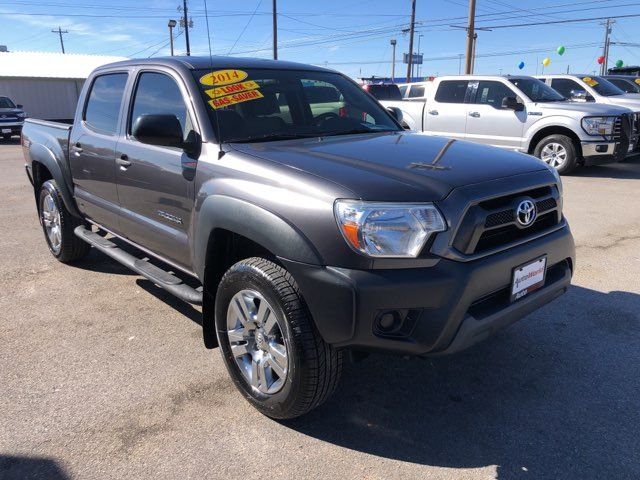 2014 Toyota Tacoma Prerunner TSS in Marble Falls, TX 78654
