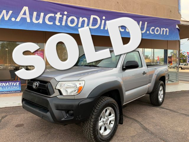 2014 Toyota Tacoma 3 MONTH/3,000 MILE NATIONAL POWERTRAIN WARRANTY Mesa, Arizona