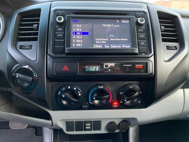 2014 Toyota Tacoma 3 MONTH/3,000 MILE NATIONAL POWERTRAIN WARRANTY Mesa, Arizona 12