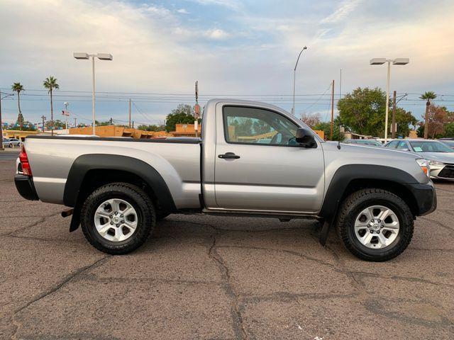 2014 Toyota Tacoma 3 MONTH/3,000 MILE NATIONAL POWERTRAIN WARRANTY Mesa, Arizona 5