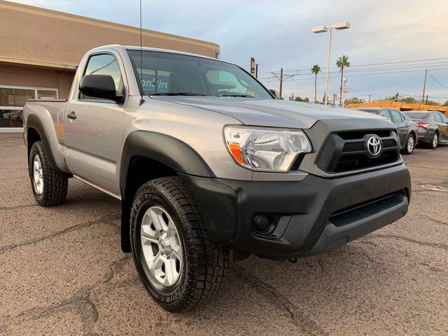 2014 Toyota Tacoma 3 MONTH/3,000 MILE NATIONAL POWERTRAIN WARRANTY Mesa, Arizona 6