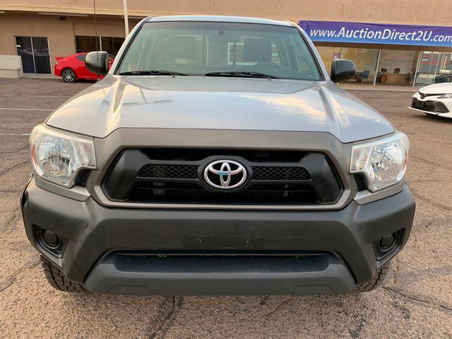 2014 Toyota Tacoma 3 MONTH/3,000 MILE NATIONAL POWERTRAIN WARRANTY Mesa, Arizona 7