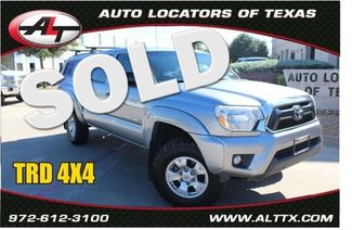 2014 Toyota Tacoma SR5 | Plano, TX | Consign My Vehicle in  TX