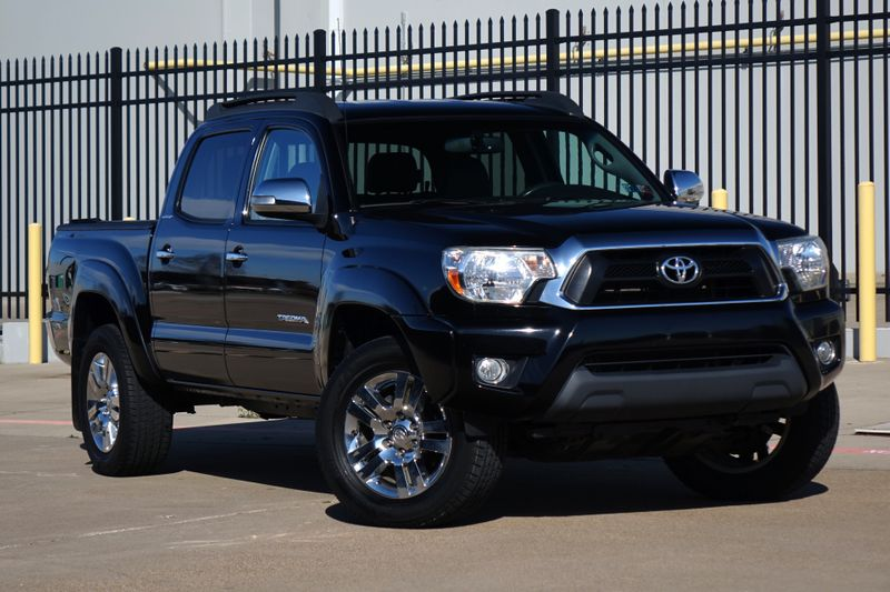 2014 Toyota Tacoma Crew 4x4* Limited*  Only 56k mi* EZ Finance*** | Plano, TX | Carrick's Autos in Plano TX