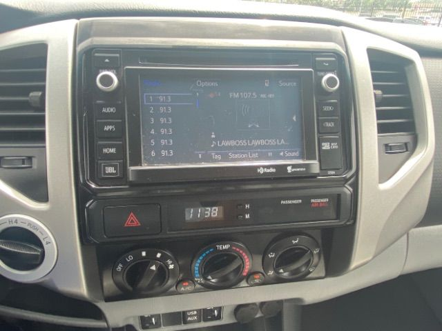 2014 Toyota Tacoma Double Cab V6 5AT 4WD in San Antonio, TX 78233