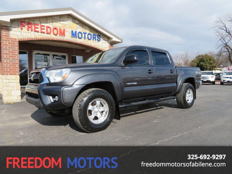 2014 Toyota Tacoma TRD 4x4  | Abilene, Texas | Freedom Motors  in Abilene Texas