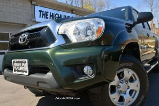 2014 Toyota Tacoma 4WD Double Cab V6 AT Waterbury, Connecticut 2